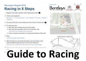 RacingInEightSteps