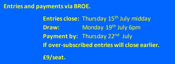 Event Deadline Dates